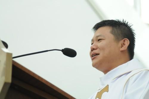 Misa Perdana Rm. Ignatius Susilo Yakobus, OFMConv