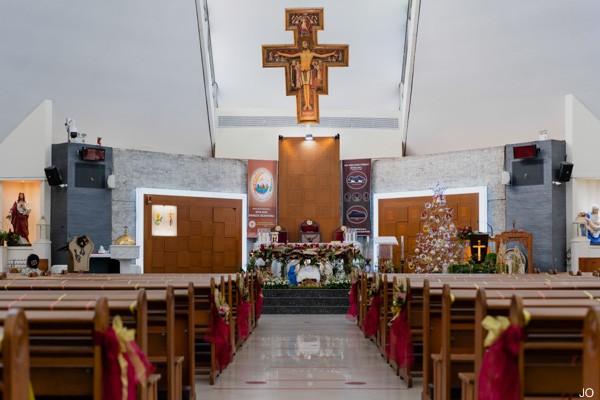 Misa Natal 2020